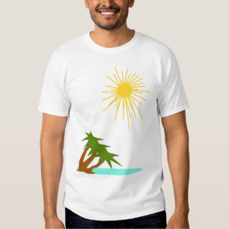Camiseta del destino - camisas