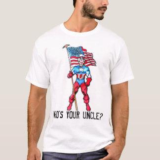 Camiseta del Día de la Independencia: ¿Quién es su