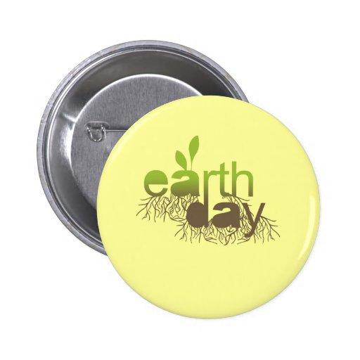 Camiseta del Día de la Tierra/camisetas del Día de Pins
