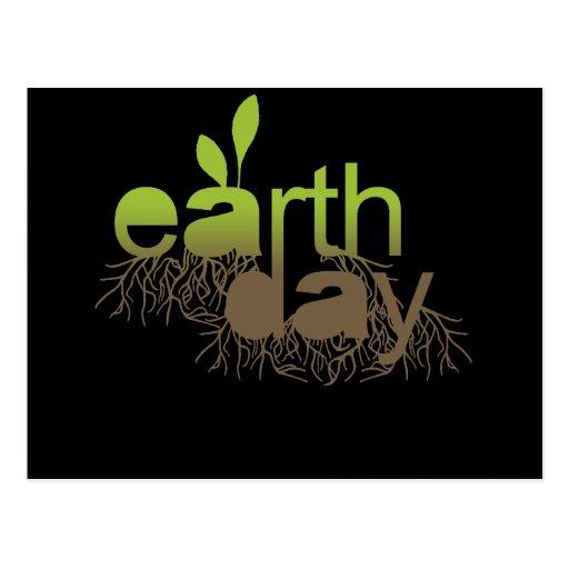 Camiseta del Día de la Tierra/camisetas del Día de Postales