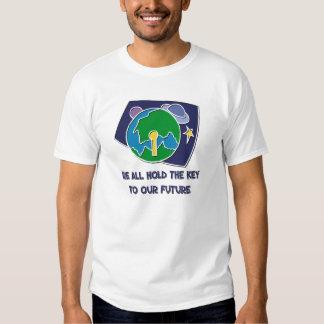 Camiseta del Día de la Tierra Playeras