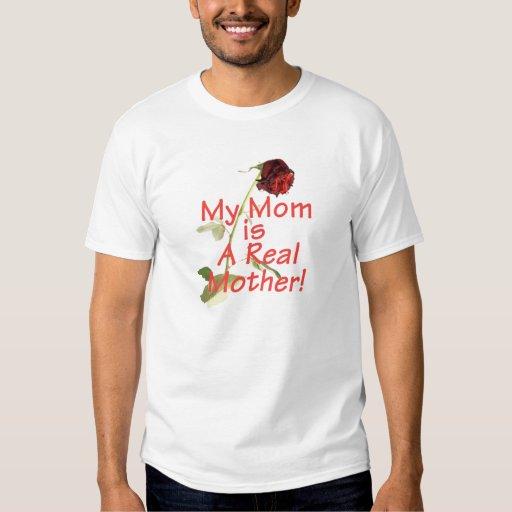 Camiseta del día de madre playera
