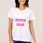 Camiseta del día de madres