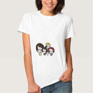 Camiseta del día de madres poleras