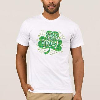 Camiseta del día de Patricks del santo