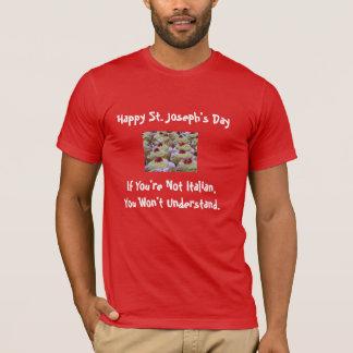 Camiseta del día de San José