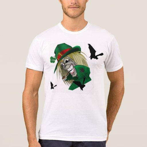 Camiseta del día de San Patricio