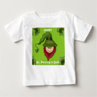 Camiseta del día de St Patrick del Leprechaun