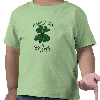 Camiseta del día de St Patrick del niño
