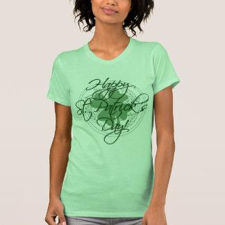 Camiseta del día de St Patrick feliz Camisas