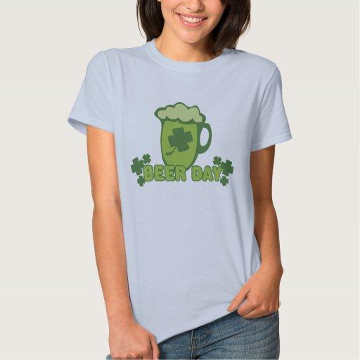 Camiseta del día de St Patrick Playeras
