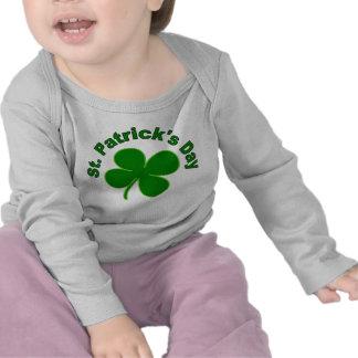 Camiseta del día del St. Patricks del niño