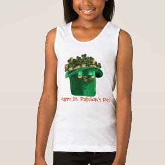 Camiseta del día del St Patty