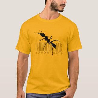 Camiseta del Día del Trabajo
