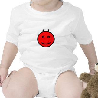 Camiseta del diablo rojo