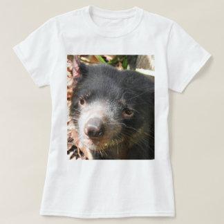 Camiseta del diablo tasmano