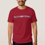 camiseta del dialateDStimuli [texto] Playeras