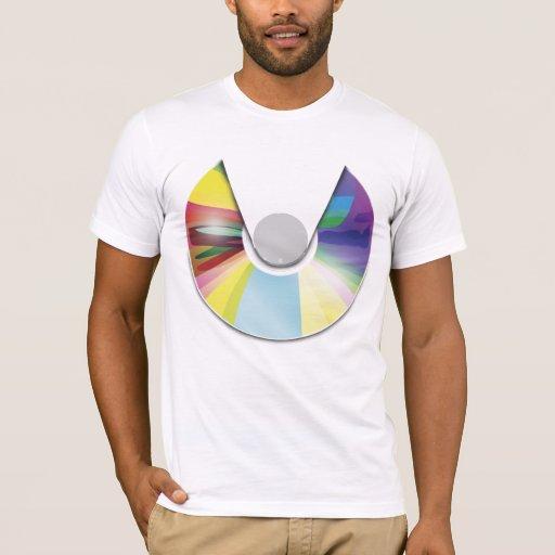 Camiseta del disco compacto