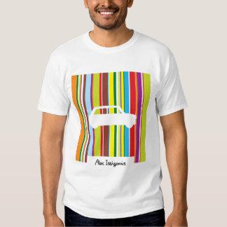Camiseta del diseñador remera