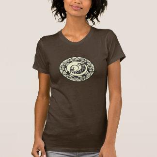 Camiseta del diseño del tema del nativo americano