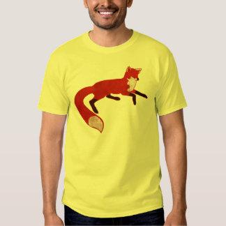 Camiseta del diseño del vintage del Fox Camisas