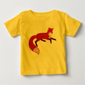 Camiseta del diseño del vintage del Fox Remeras