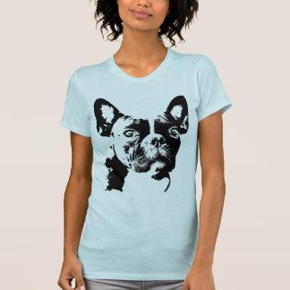 Camiseta del dogo francés playera