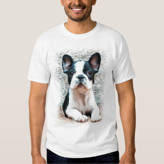 Camiseta del dogo francés playeras