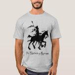 Camiseta del Don Quijote y Rocinante