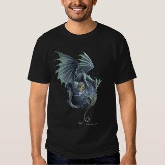Camiseta del dragón de la tierra poleras