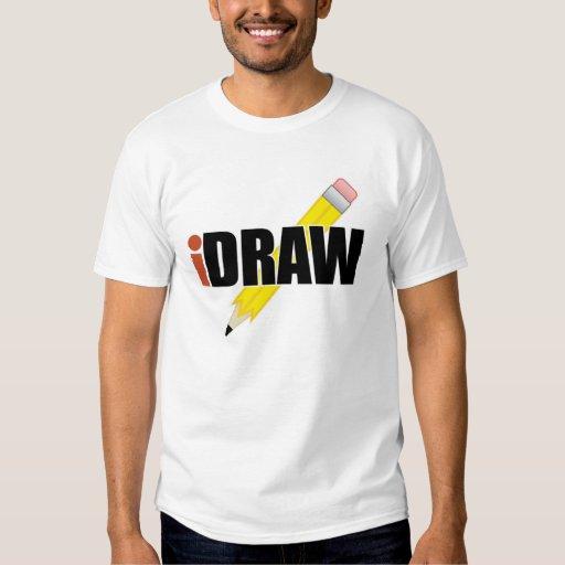 Camiseta del DRENAJE de las yo-Series i Poleras