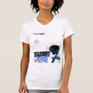 camiseta del DS del sXe - mujeres