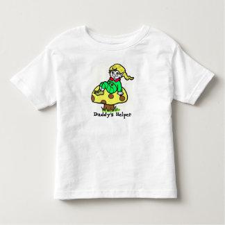 Camiseta del duende del ayudante