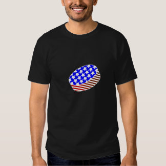 Camiseta del duende malicioso del icehockey de los camisas