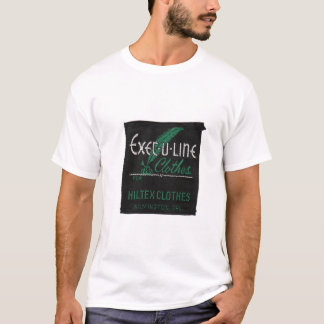 Camiseta del Ejecutivo-U-Line