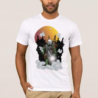 Camiseta del ejército del cráneo