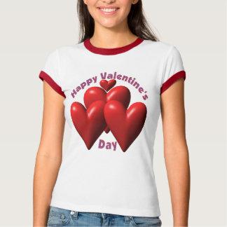 Camiseta del el día de San Valentín Playera