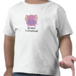 Camiseta del elefante de Trimph para las niñas