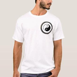 Camiseta del emblema de Yin Yang