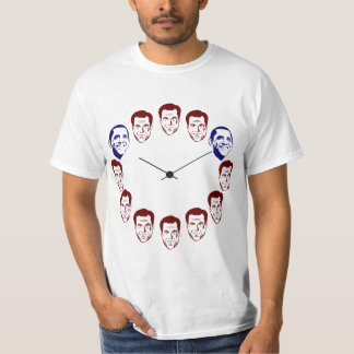 """""""Camiseta del en punto de Barack"""" Playeras"""