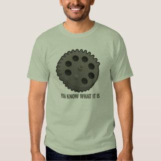 Camiseta del engranaje de sector de Echo1USA Camisas