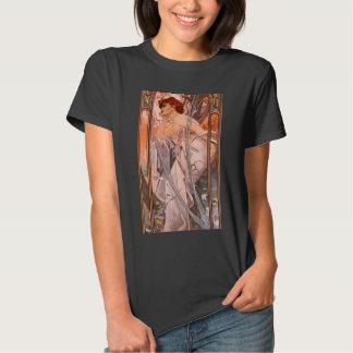 Camiseta del ensueño de la tarde de Alfonso Mucha Camisas