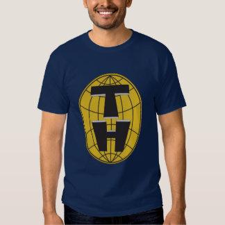 Camiseta del entrenamiento de ToH: Onda expansiva Polera