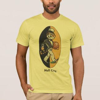 Camiseta del equipo de fútbol de la ciudad del