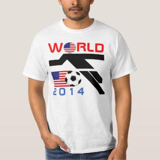 Camiseta del equipo de fútbol de los E.E.U.U. Camisas