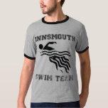 Camiseta del equipo de natación de Innsmouth - luz Remera