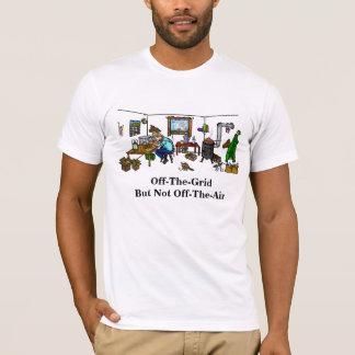 Camiseta del equipo de radio-aficionado del