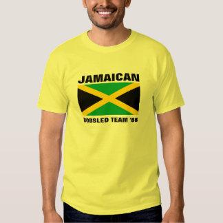 Camiseta del equipo jamaicano '88 del Bobsled Remeras