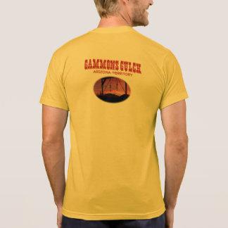 Camiseta del escenario de película de la quebrada