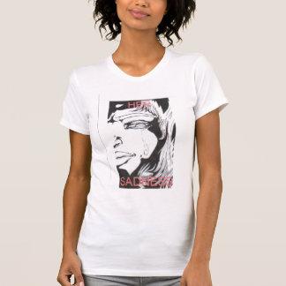 Camiseta del escoporo de la GUERRA Playera